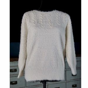 Anthropologie Aubade Pullover Sweater